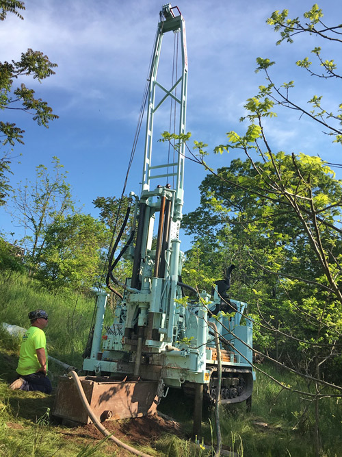 Geoprobe Services and Probe Sampling in NJ, PA (Bucks, Montgomery & Delaware County), Delaware (DE), Maryland (MD) and New York (NY)