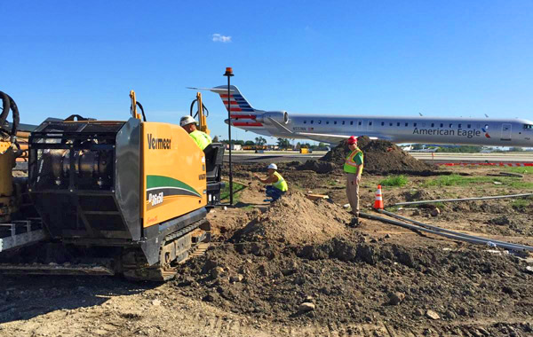 Horizontal Directional Drilling in NJ, PA (Bucks, Montgomery & Delaware County), Delaware (DE), Maryland (MD) and New York (NY)